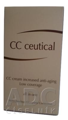 CC ceutical krém intenzívny účinok proti vráskam