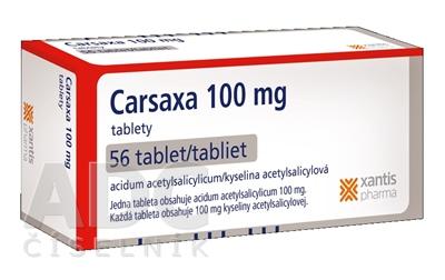 Carsaxa 100 mg