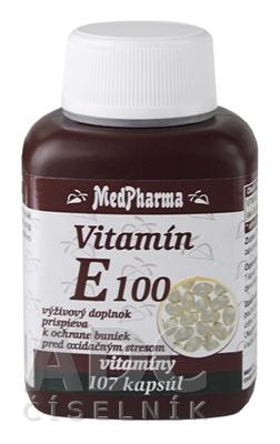 MedPharma VITAMÍN E 100