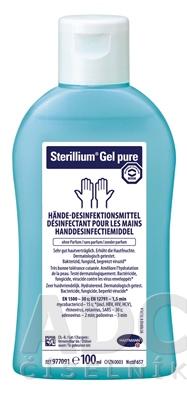 Sterillium gel pure