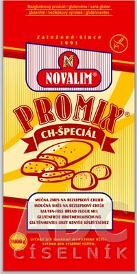 PROMIX-CH špeciál, múčna zmes na bezlepkový chlieb