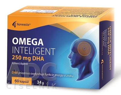 Noventis OMEGA INTELIGENT 250 mg DHA
