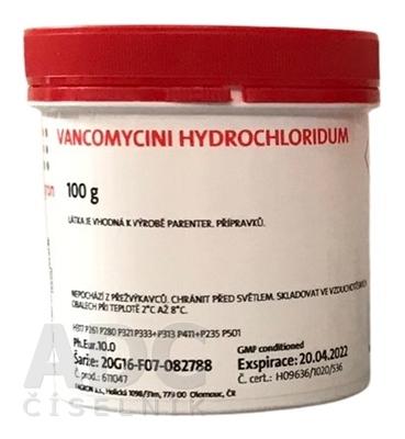 Vancomycini hydrochloridum - FAGRON
