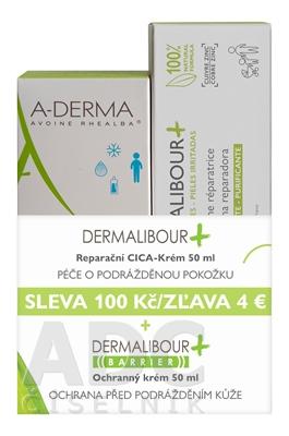 A-DERMA DERMALIBOUR+ (Akcia)