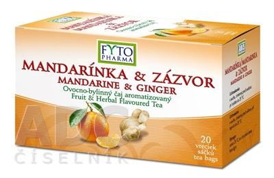 FYTO MANDARÍNKA & ZÁZVOR