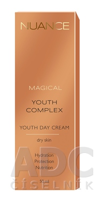 NUANCE YOUTH DAY CREAM dry skin