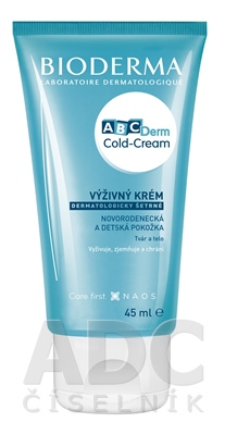 BIODERMA ABCDerm Cold Cream
