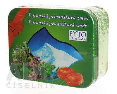 FYTO Tatranská priedušková zmes cukríky - DÓZA