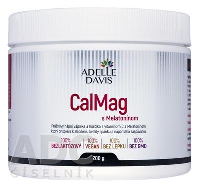 ADELLE DAVIS CalMag s Melatonínom