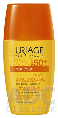 URIAGE BARIESUN ULTRA-LIGHT FLUID SPF50+