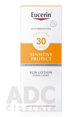 Eucerin SUN SENSITIVE PROTECT SPF 30 mlieko