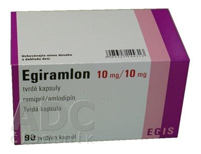Egiramlon 10 mg/10 mg
