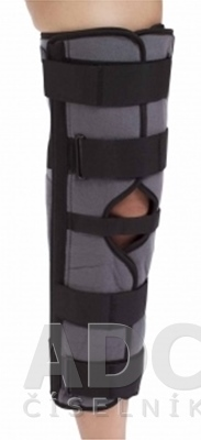 3-PANEL KNEE SPLINT VEL. SMALL