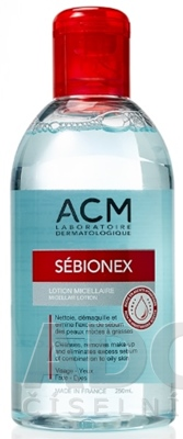 ACM SÉBIONEX Micelárna voda
