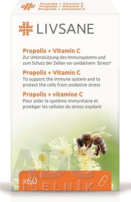 LIVSANE Propolis + Vitamín C