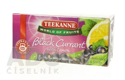 TEEKANNE WOF BLACK CURRANT