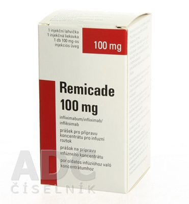 Remicade 100 mg