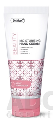 Dr.Max Moisturizing Hand Cream