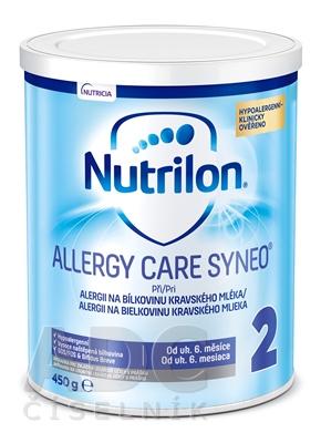 Nutrilon 2 ALLERGY CARE SYNEO