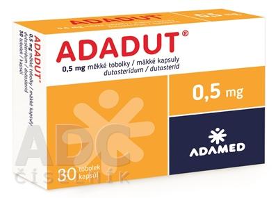 ADADUT 0,5 mg mäkké kapsuly
