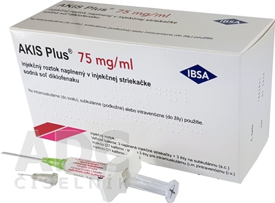 AKIS Plus 75 mg/ml