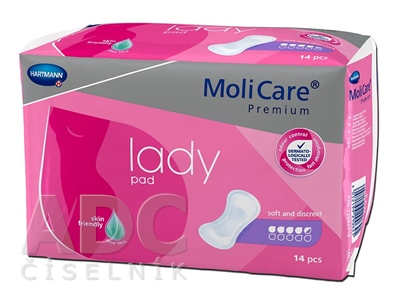 MoliCare Premium lady pad 4,5 kvapiek