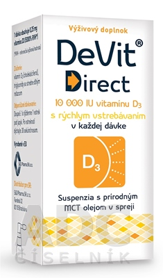 DeVit Direct 10 000 IU