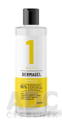 DERMAGEL - Hygiena gel s vôňou levandule