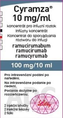 Cyramza 10 mg/ml