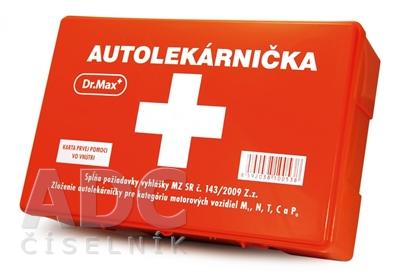 Dr.Max AUTOLEKÁRNIČKA (inov. 2019)