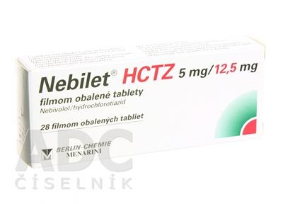 Nebilet HCTZ 5 mg/12,5 mg
