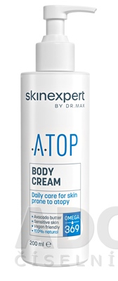 skinexpert by DR.MAX A-TOP BODY CREAM