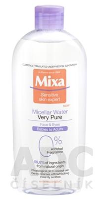 Mixa Very Pure Micellar Water