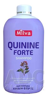 Milva Šampón chinín forte big