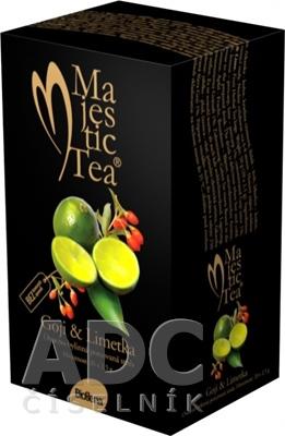 Majestic Tea Goji & Limetka