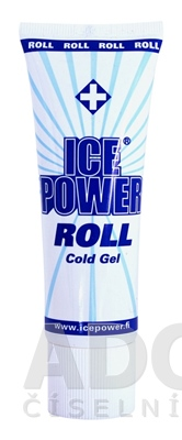 ICE POWER ROLL COLD GEL