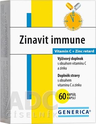 GENERICA Zinavit immune