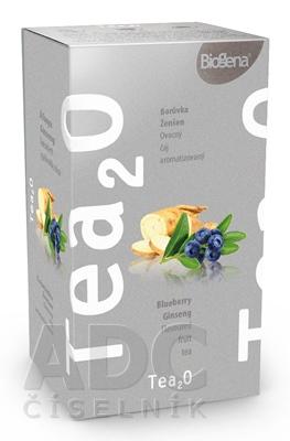 Biogena Tea2O Čučoriedka & Ženšen