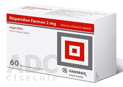 Risperidon Farmax 2 mg
