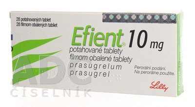 Efient 10 mg