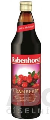 Rabenhorst Brusnicová šťava
