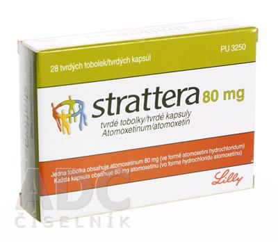 STRATTERA 80 mg