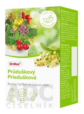 Dr.Max Priedušková bylinná čajová zmes