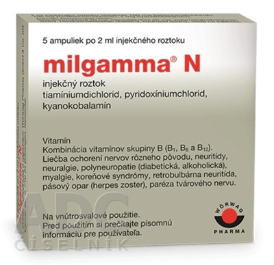 MILGAMMA N