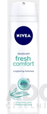 NIVEA SPREJ DEODORANT Fresh Comfort