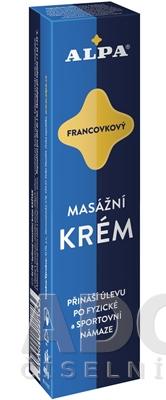 ALPA KRÉM FRANCOVKOVY