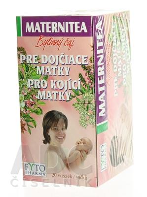 FYTO MATERNITEA Bylinný čaj PRE DOJČIACE MATKY