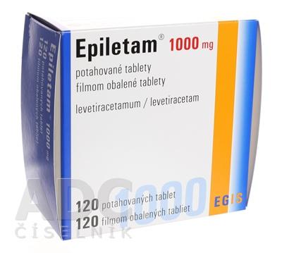 Epiletam 1000 mg