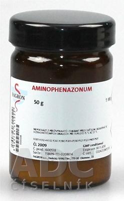 Aminophenazonum - FAGRON