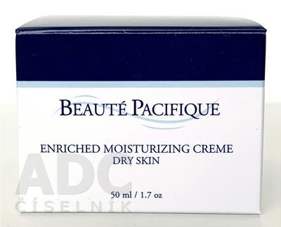 BEAUTÉ PACIFIQUE Enriched moistur. CREME Dry skin